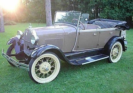 1928 Ford Model A for sale 100780549